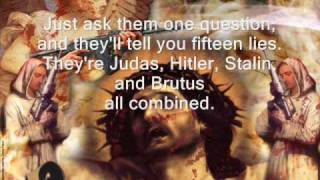 Dying Fetus - Destroy The Opposition w/lyrics