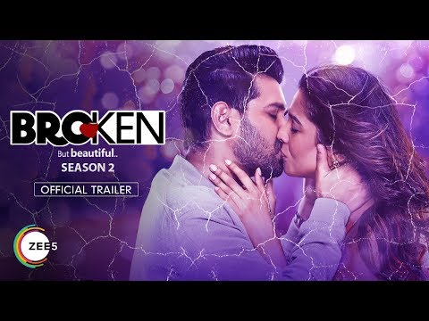 Broken But Beautiful | Season 2 | Official Trailer | Streaming Now On ZEE5