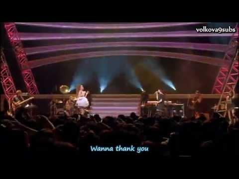 [ENG] Crystal Kay (ft. BoA) - Girlfriend (Live)