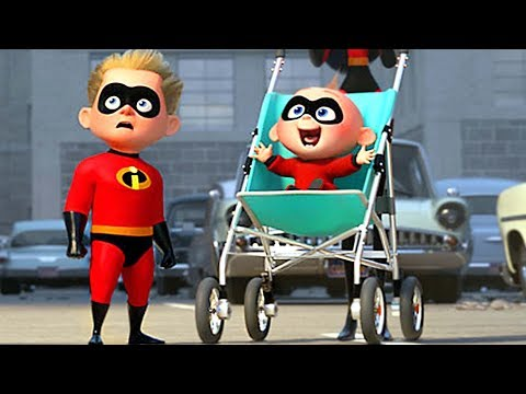 INCREDIBLES 2 Full online # 3 (2018) Animation, Kids & Family