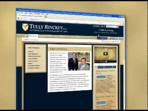 Client Extranet - Tully Rinckey PLLC - Law Firm Client Portal
