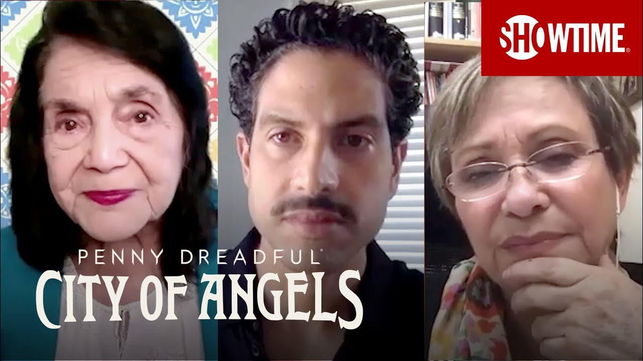Dolores Huerta Discusses Latino Community Challenges   Penny Dreadful: City of Angels   SHOWTIME