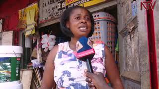 Museveni mu Kampala;  Enguudo ziggaddwa, eby'okwerinda bibadde binywevu thumbnail