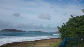 Costa de Arecibo vista desde Mesón Salitre