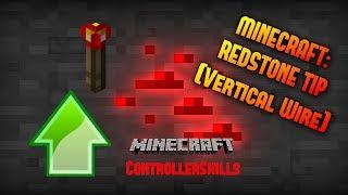Minecraft Xbox & PS3: Redstone Tip(Vertical Wire)