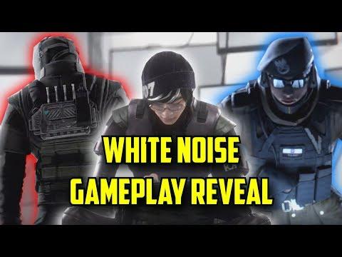 Rainbow Six Siege Operation White Noise Gameplay Countdown Dokkaebi Vigil Zofia Operators