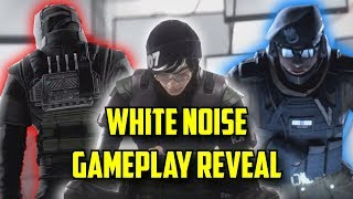 Rainbow Six Siege Operation White Noise Gameplay Countdown Dokkaebi Vigil Zofia Operators