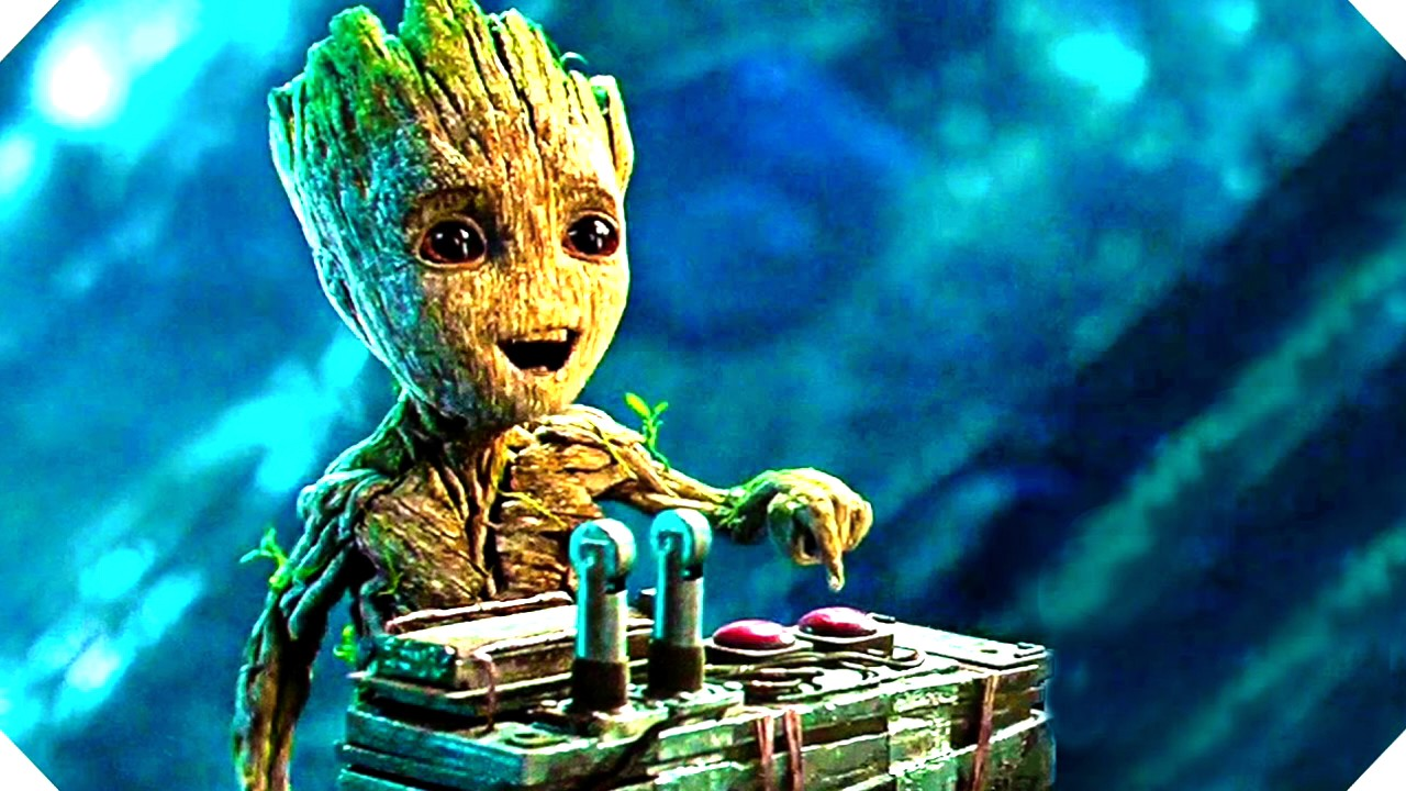 Baby Live Wallpaper Hd Guardians Of The Galaxy 2 Baby Groot Best Funny