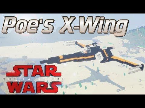 The Last Jedi | Star Wars | How to make Poe