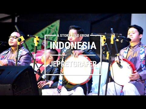 Madihin Banjar John Tralala - Ethnic Fusion Music Concerts 2017, Banjarmasin, South Kalimantan