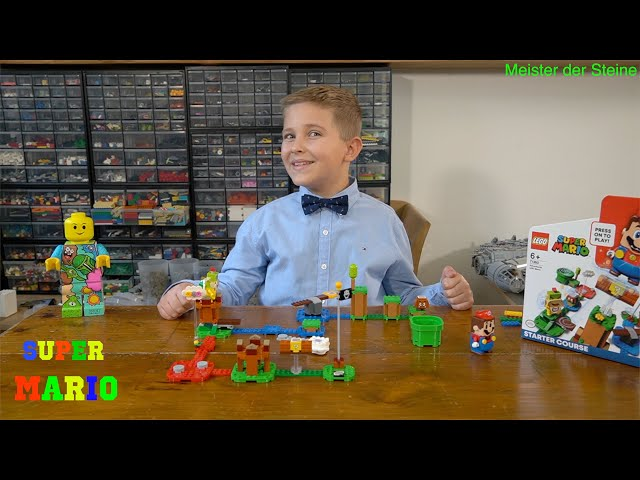 Lego71360, Super Mario, Abenteuer mit Mario™ – Starterset