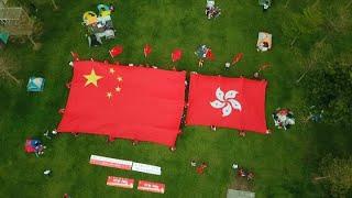GLOBALink | Hong Kong citizens voice support for improving HKSAR electoral system