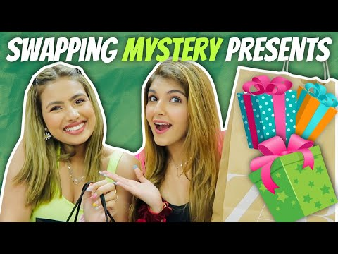 SWAPPING MYSTERY PRESENTS