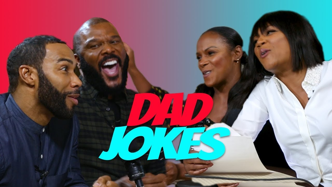 "Dad Jokes | Tiffany & Tika vs. Tyler & Omari (Sponsored by ""Nobody's Fool"")"