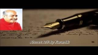 Ahmet Arif Ay Karanlık