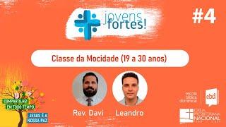 EBD ONLINE - MOCIDADE - Panorama do Novo Testamento - Aula 4 (Leandro Salgado)