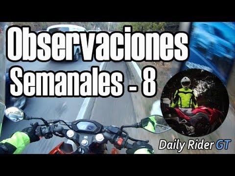 Observaciones Semanales 8 - Guatemala