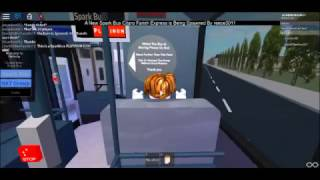 Roblox Spark Bus Grimsby UK Route 6 Part 1 of 2.