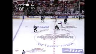 ESPN National Hockey Night PHX @ DET Gm. 5 1998 West Qtrs.