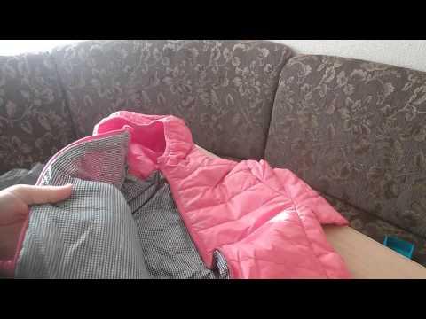 Отличная весенне-осенняя женская курточка распаковка посылки с Алиэкспресс.