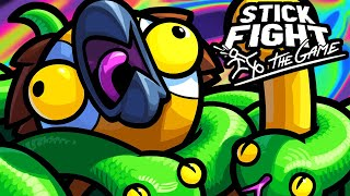 Stick Fight Funny Moments - Stayed Cool Da Whole Tray Troo