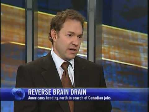Michael Niren - Immigration Lawyer Being Interviewed