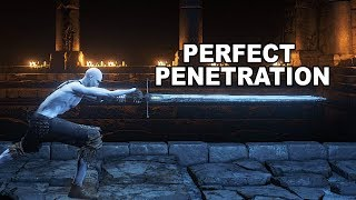 Dark Souls 3: Perfect Penetration with the Pale Man