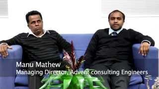 Manu Mathews & Biju Balakrishnan: IEC Awards Ambassador