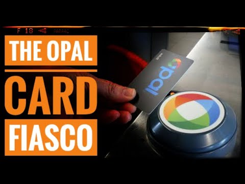 The Opal Card Fiasco