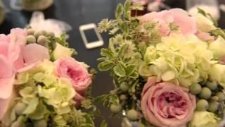 Оформление свадьбы в розовом цвете   Cтудия декора Wedding Rose(Ресторан