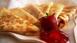 Блинчики на завтрак.Видео рецепт.(Ингредиенты:2 яйца,2 ст.муки,3 ст.молока,соль,масло http://www.youtube.com/playlist?list=PLUpujVRELtCGuZJpYZrsB8j94jA1kqYGe здесь можно посмот., 2012-11-19T15:13:08.000Z)