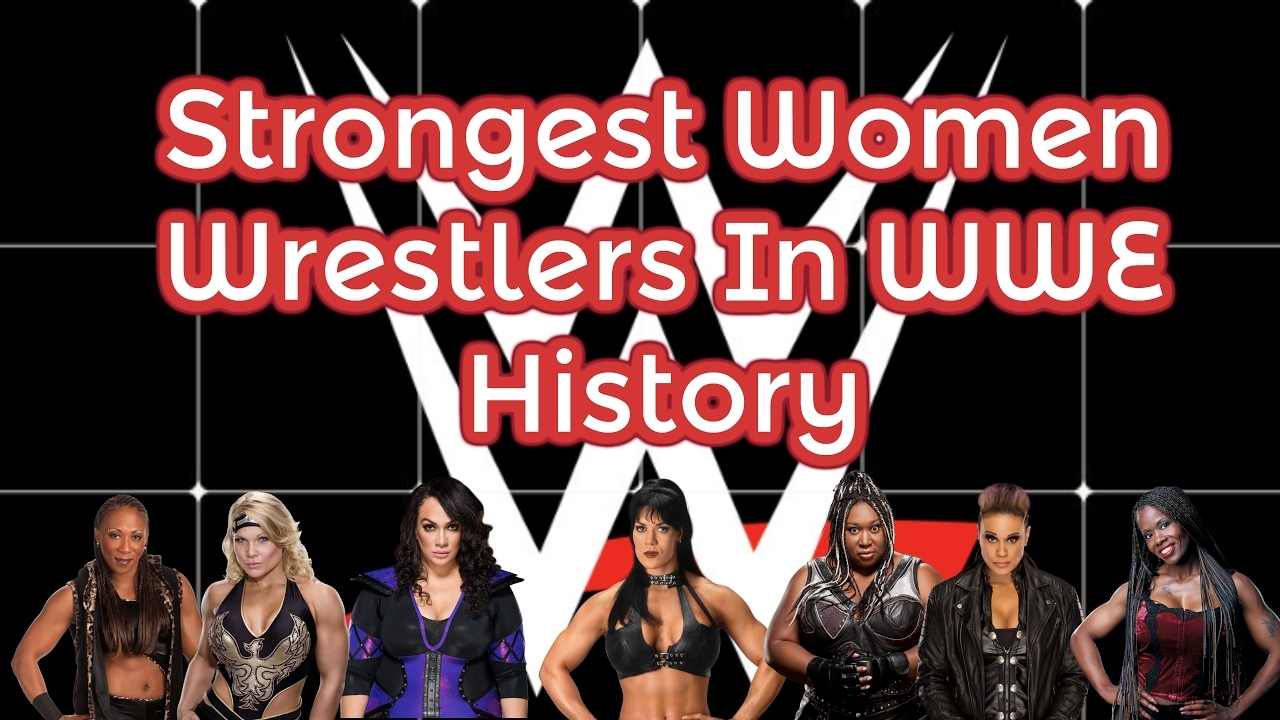 Top 10 Strongest Women Wrestlers Of All Time In Wwe -2848