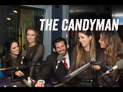 The Candyman Travers Beynon - Sex, Haters, Lifestyle - Jim Norton & Sam Roberts