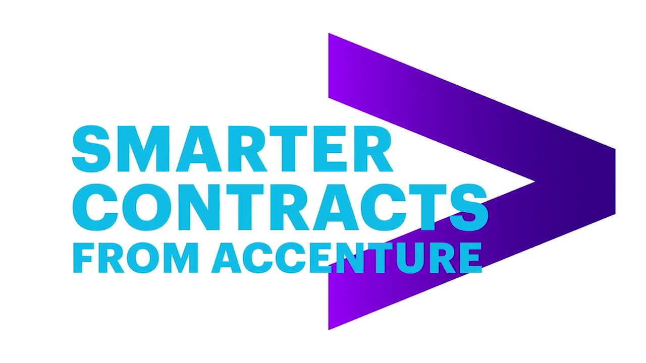 Blockchain Technology for Digital Contracting | Accenture