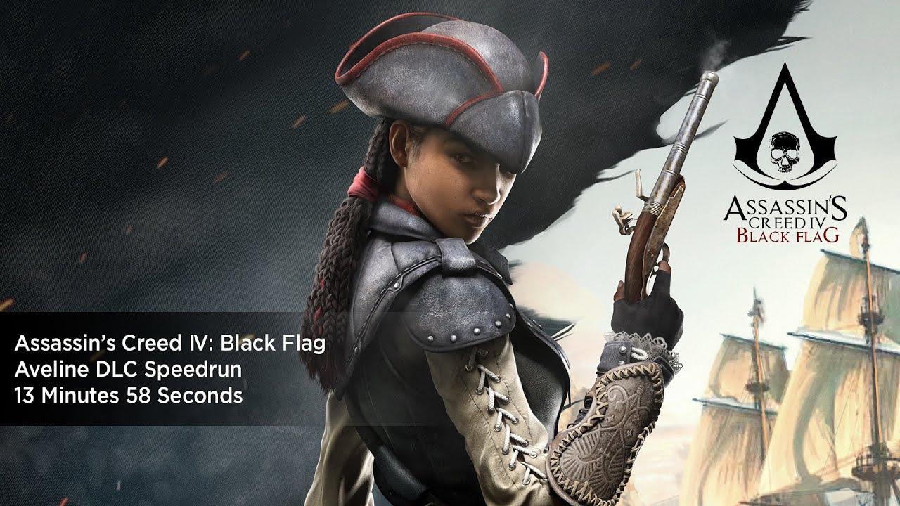 Download Assassin's Creed IV: Black Flag - Aveline DLC Speedrun PB 13:58