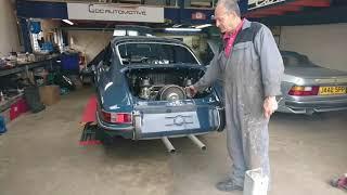 Porsche 911 67S first start up