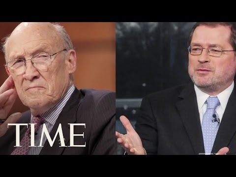 Lions And Tigers And Wonks: Alan Simpson And Grover Norquist At The Zoo | TIME