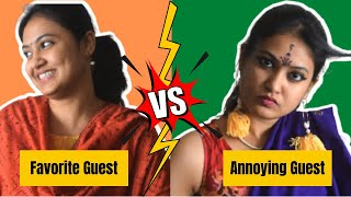 How I Treat : Fav. Guest Vs Hated Guest | Captain Nick