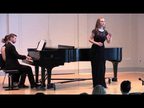 Die Forelle (Schubert) - Jessamyn Anderson