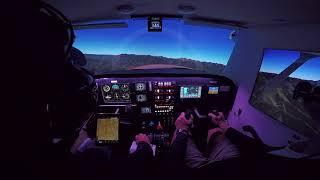 Guest Copilot Flight (X-Plane 11 Home Cockpit)