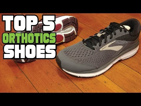 Best Shoes For Orthotics Review in 2021 | Best Budget Orthotics Shoes