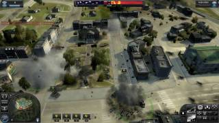 World in Conflict - Online Gameplay