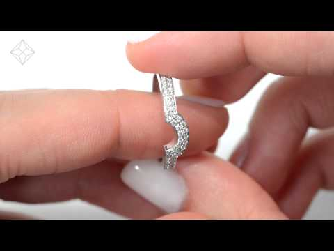 DN3245 -  1.5ct Of Diamonds Set Into Two Matching Bridal Ring Sets