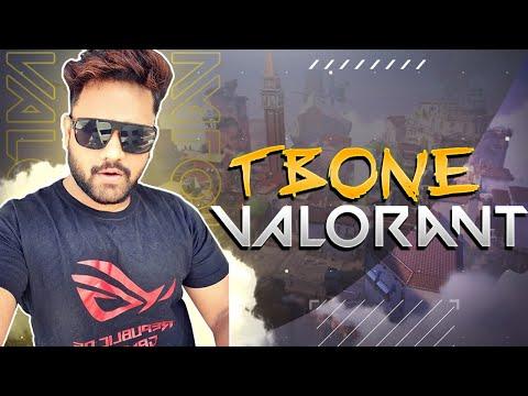 Valorant Live Stream With TBONE