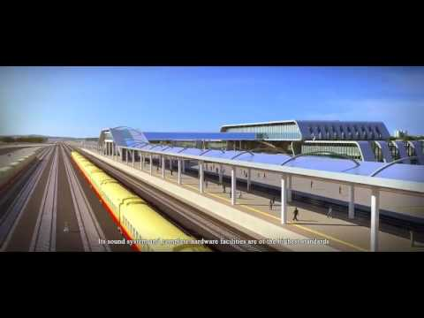 KENYAN ANIMATED STARDARD RAILWAY FROM MOMBASA TO MALABA