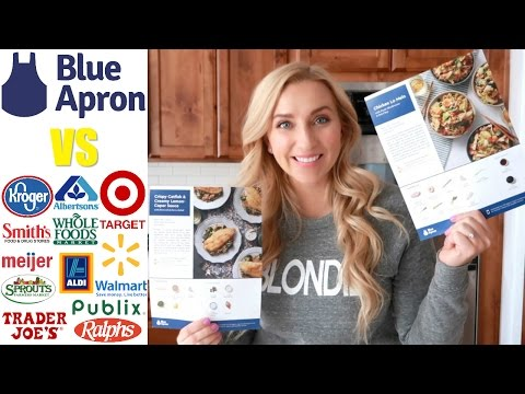 Blue Apron Cheaper than the Grocery Store??! (Review & Price Comparison)