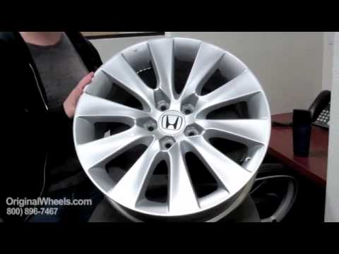 Honda Factory Rims >> Ridgeline Rims Ridgeline Wheels Video Of Honda Factory Original Oem Stock New Used Rim Co