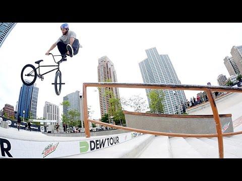 BMX: Dew Tour Street Practice - Day One - 동영상