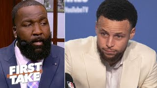 Download The Warriors' dynasty isn't over, but it's in question – Kendrick Perkins | First Take Mp3 and Videos