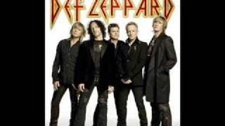 Def Leppard  -  Pour Some Sugar On Me (studio version)